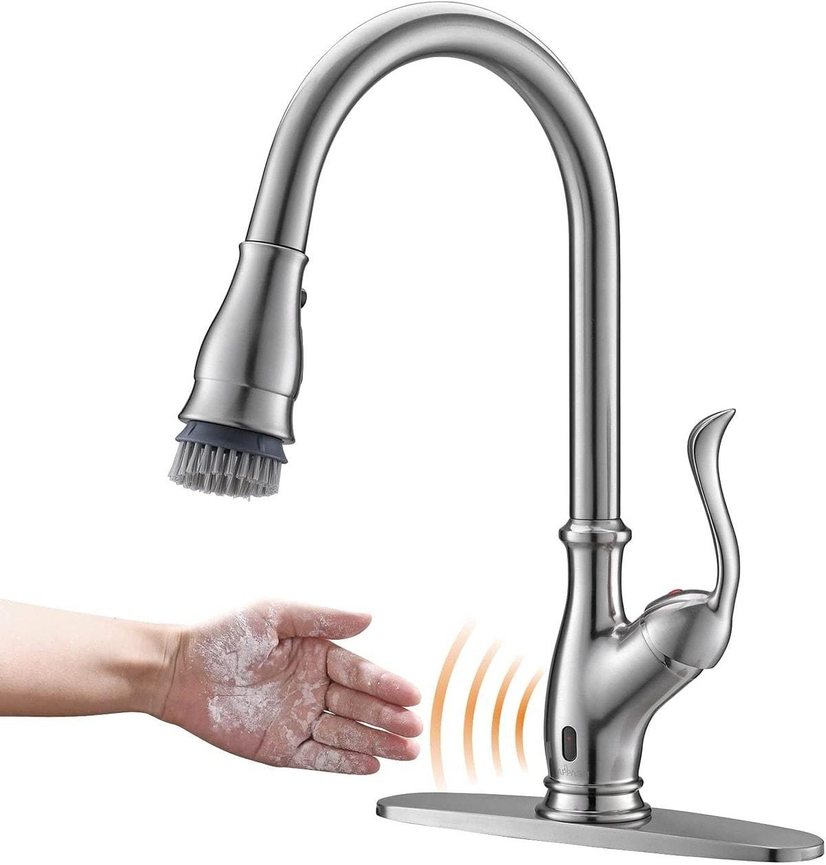 APPASO Touchless Kitchen Faucet