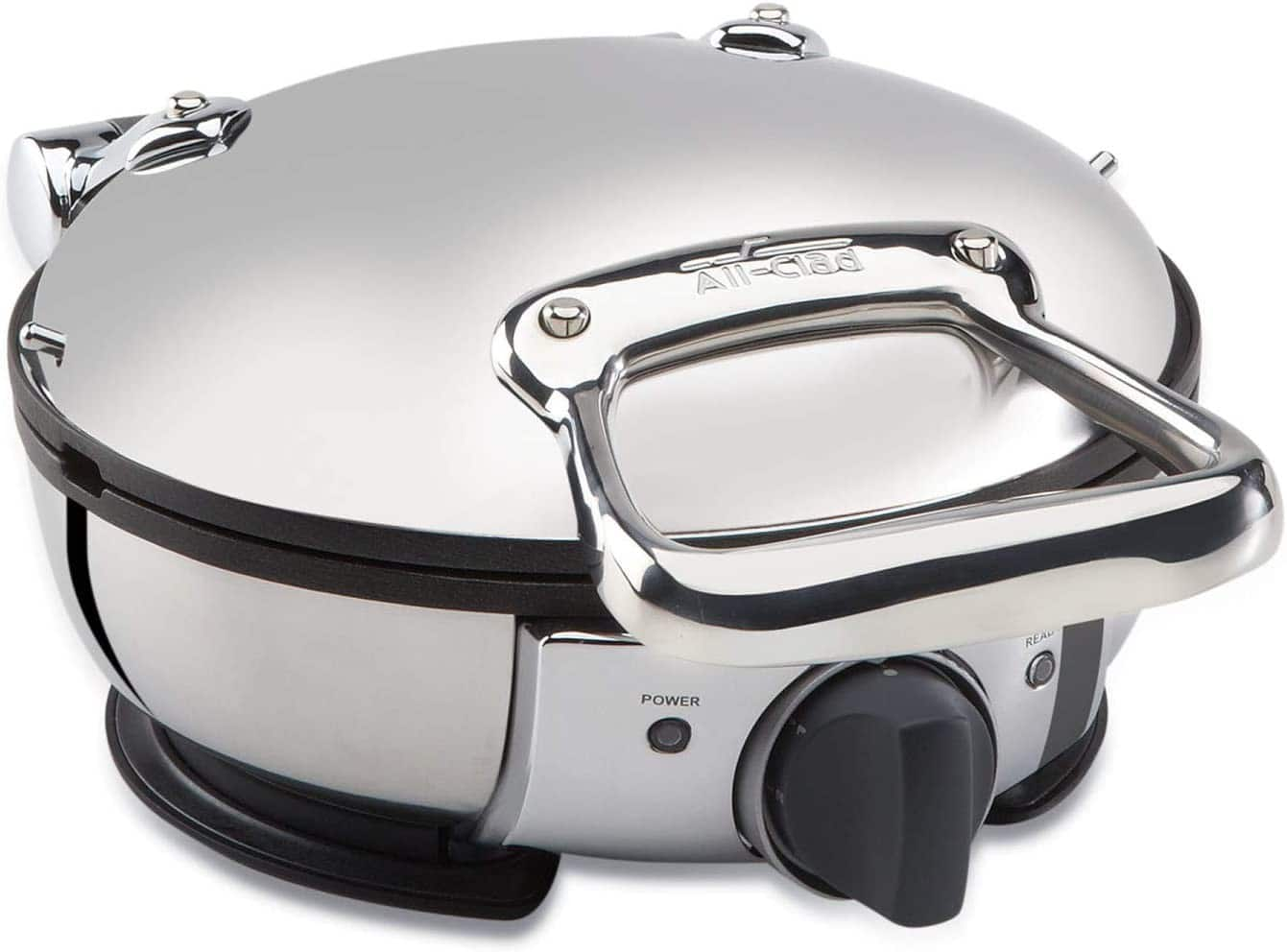 All-Clad WD700162 Stainless Steel Waffle Maker