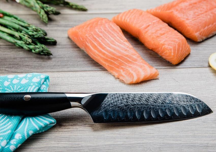 Best Santoku Knife featured photo