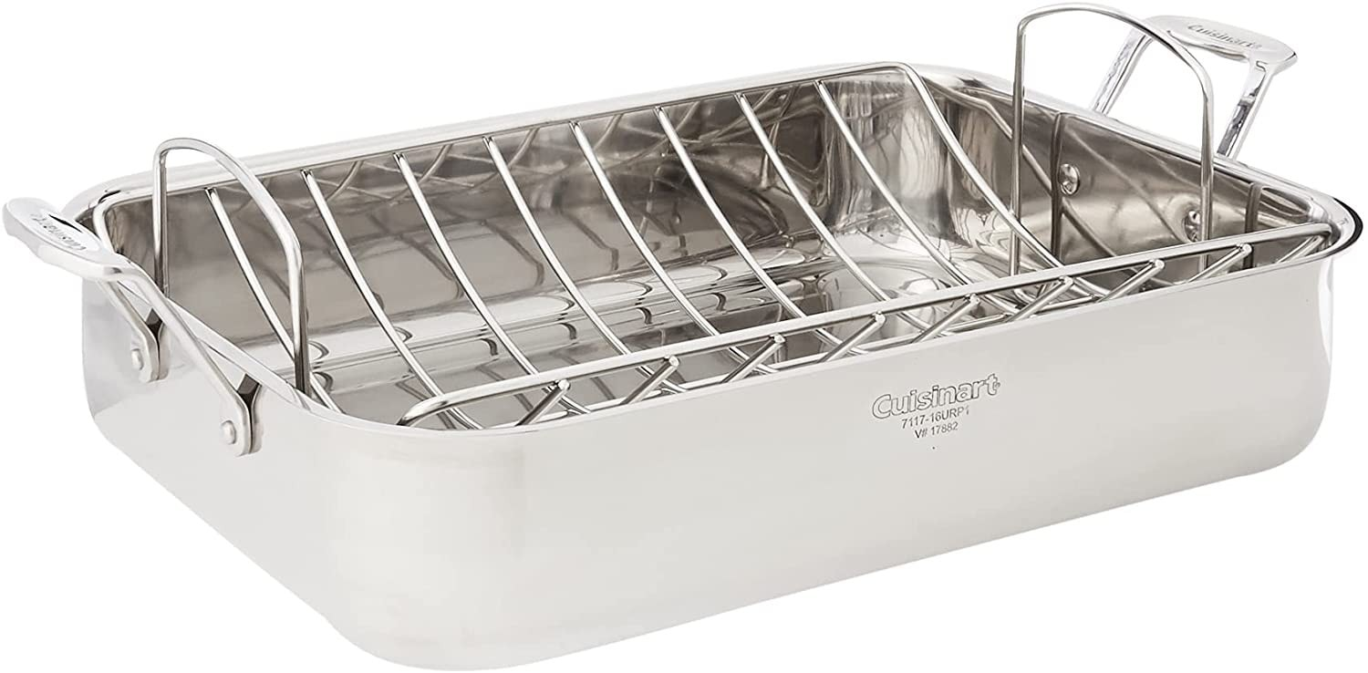 Cuisinart Chef's Classic Roaster with Rack