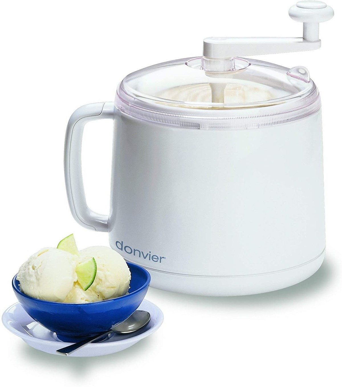 Donvier 837450 Manual Ice Cream Maker - Best Overall