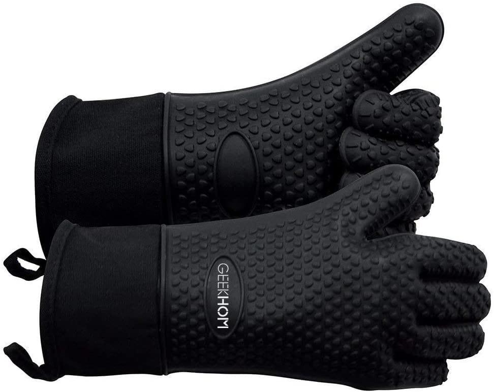 GEEKHOM Kitchen Oven Gloves