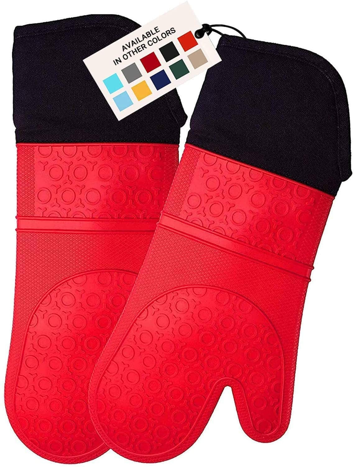 HOMWE Professional Oven Mitts