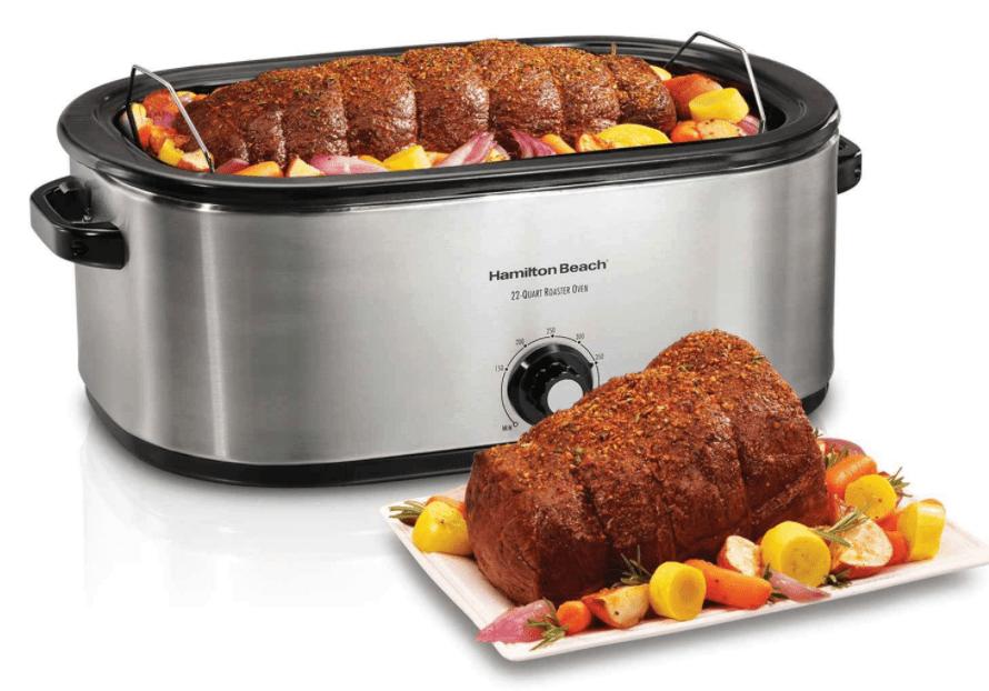 Hamilton Beach 22-Quart Roaster Oven