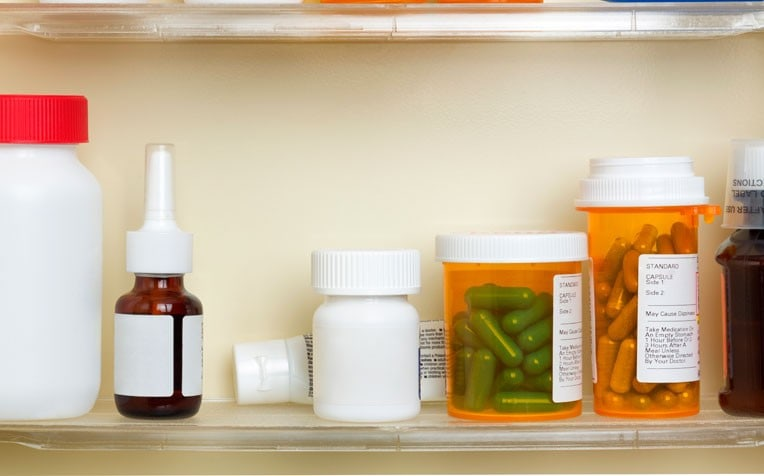 How to properly stored pharmaceuticals featured photo