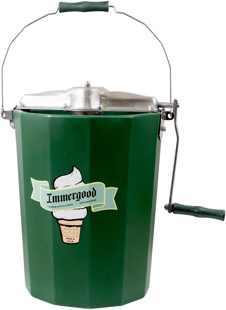 Immergood Stainless Steel Ice Cream Maker