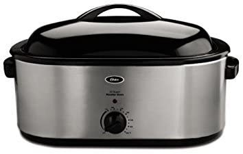 Oster 22-Quart Roaster Oven with Self-Basting Lid