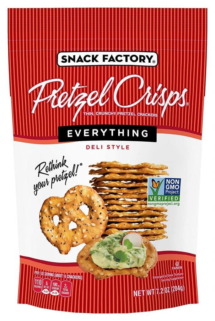 Snack Factory Pretzel Crisps