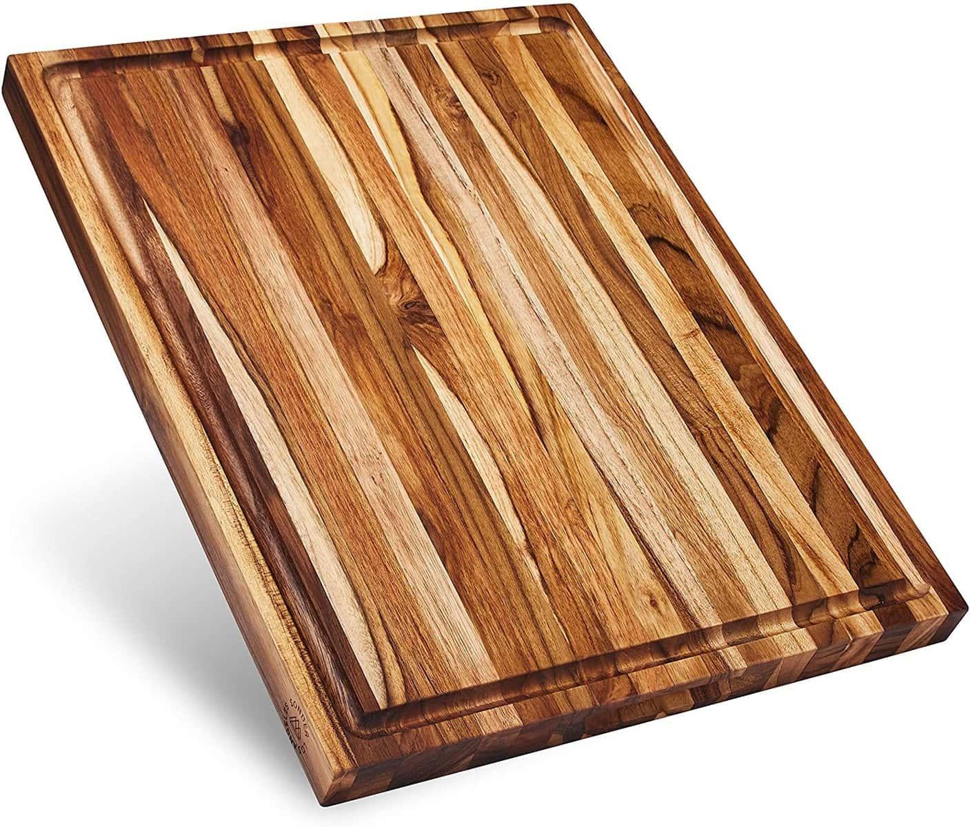 Sonder Los Angeles Teak Wood Cutting Board