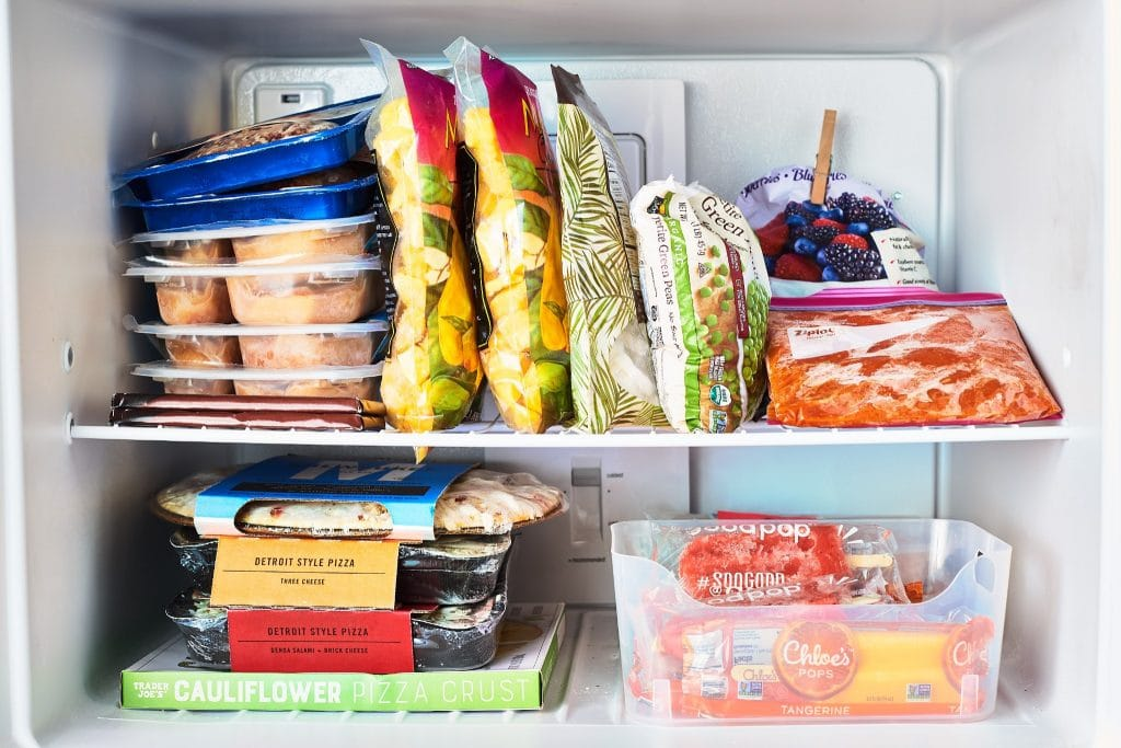 Stored Fresh Meats, Poultry, and Seafood
