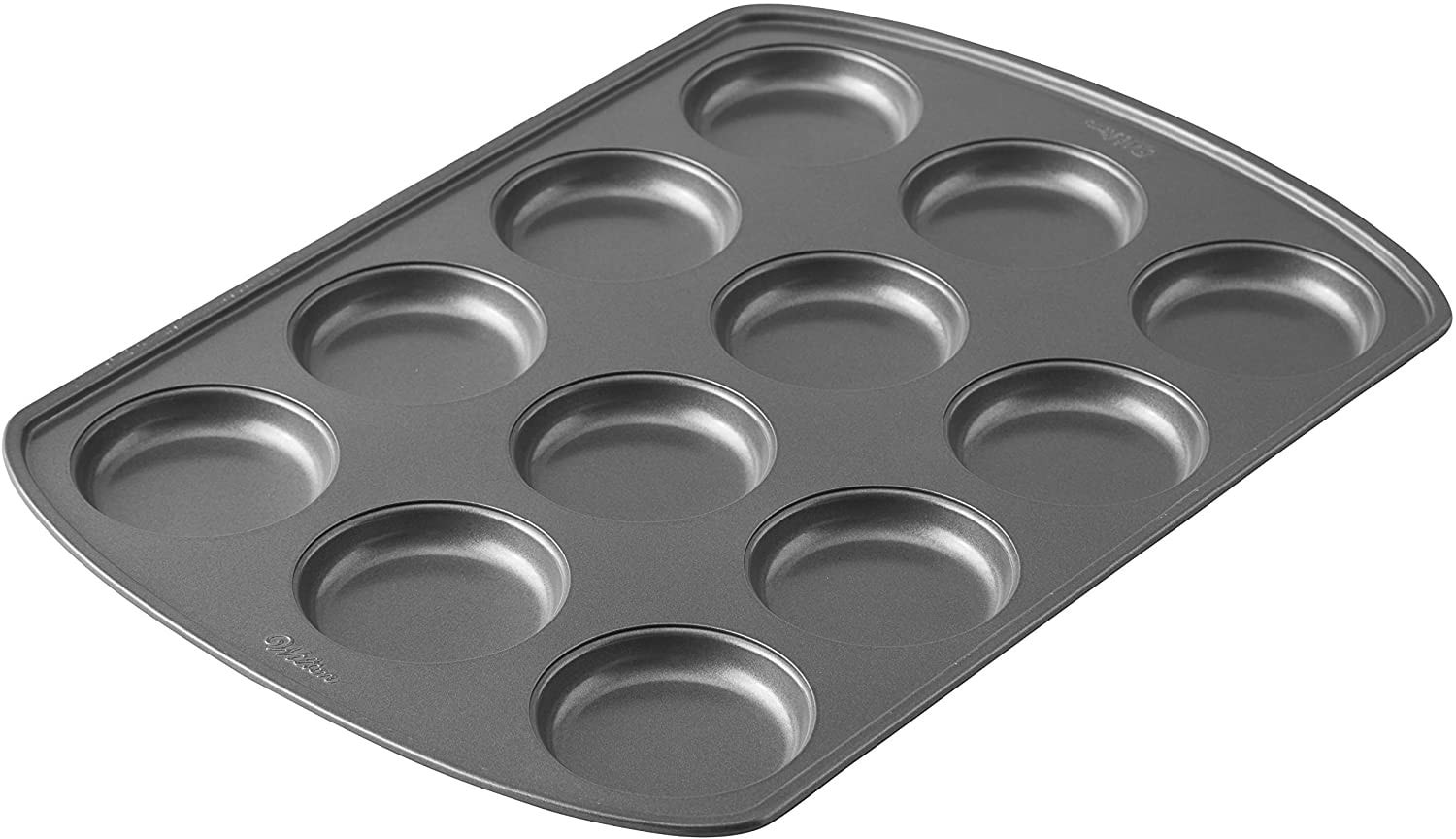 Wilton Perfect Results Non-Stick Muffin Top Baking Pan
