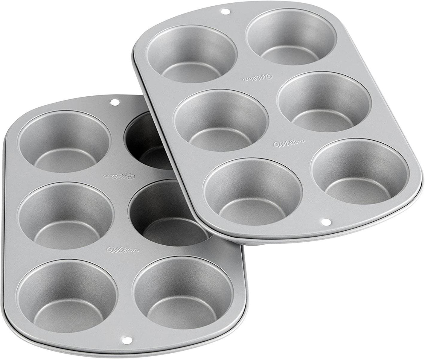 Wilton Recipe Right Non-Stick Muffin Pans