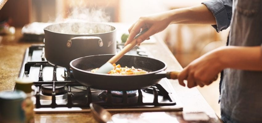 best pots and pans for gas stove picture