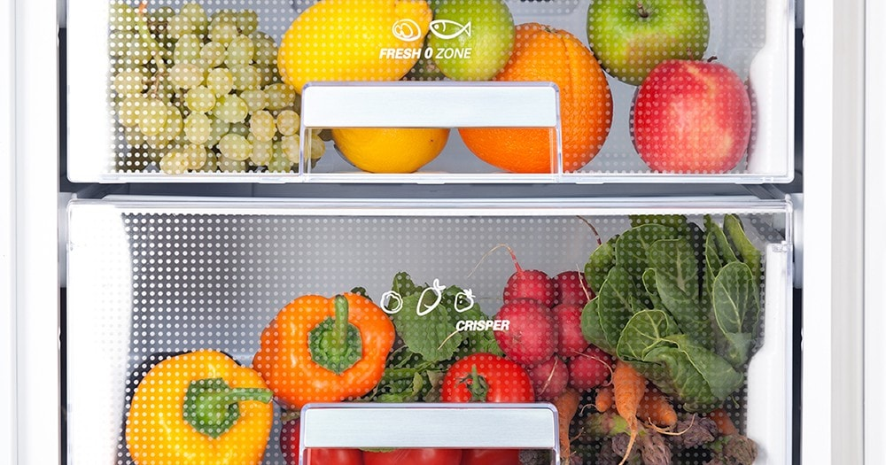 how to store fresh produce fruits and vegatables